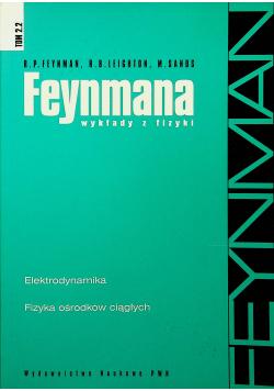 Feynmana wykłady z fizyki Tom 2 część 2