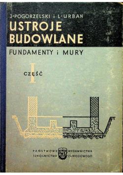 Ustroje budowlane
