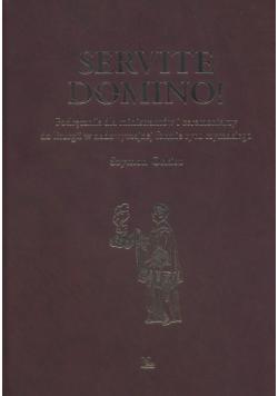 Servite Domino Podręcznik dla ministrantów