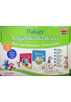 Pakiet Angielski dla Dzieci NOWA