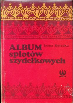 Album splotów szydełkowych