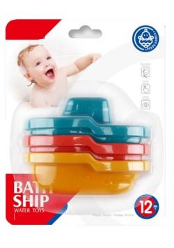 Łódeczki do wody 3szt