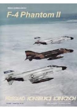 Przegląd konstrukcji lotniczych nr 1 F - 4 Phantom II