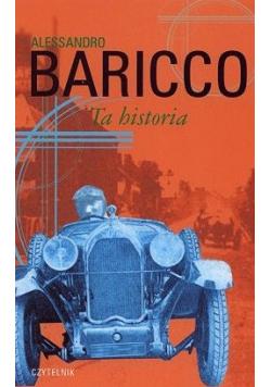 Baricco Ta historia