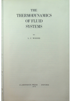 The thermodynamics of fluid System