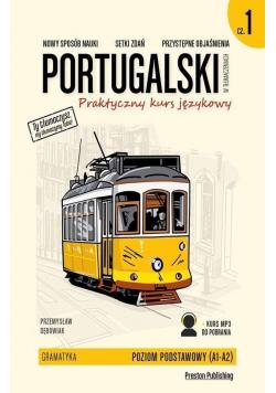 Portugalski w tłumaczeniach. Gramatyka cz.1 w.2020