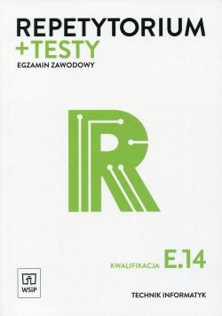 Repetytorium + testy Egzamin zawodowy Kwalifikacja E 14