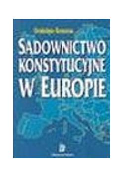 Sądownictwo konstytucyjne w Europie