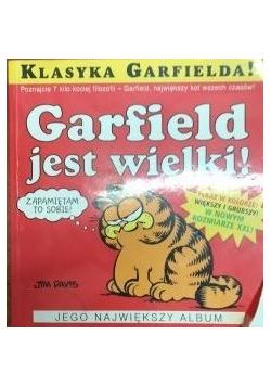 Garfield jest wielki!