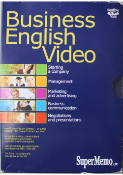 Business English Video 4 tomy plus CD