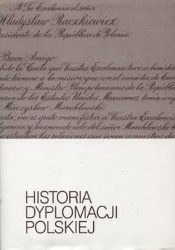 Historia dyplomacji polskiej tom V