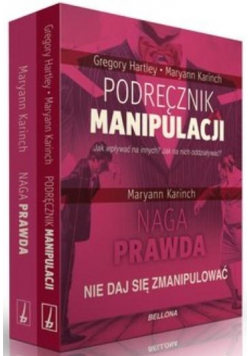 Pakiet. Podręcznik manipulacji i Naga prawda