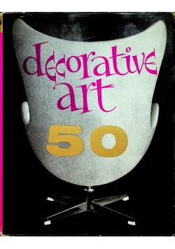 Decorative art 50