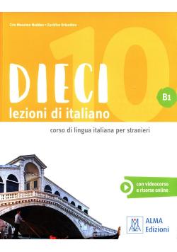 Dieci B1 Lezioni di italiano