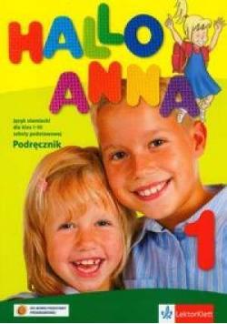 Hallo Anna 1 SB + 2CD LEKTORKLETT