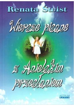 Wiersze pisane z anielskim przesłaniem