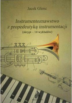 Instrumentoznawstwo z propedeutyką instrumentacji