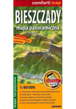 Comfort! map Bieszczady 1:60 000