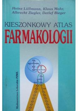 Kieszonkowy atlas farmakologii