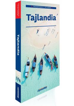 Tajlandia Przewodnik z atlasem