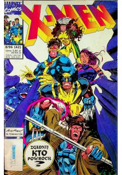 X  Men 8