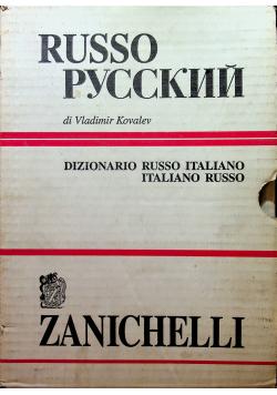 Dizionario Russo Italiano Italiano Russo