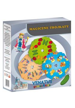 Magiczne trójkąty VENATUS