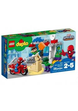 Lego DUPLO 10876 Przygody Spidermana i Hulka