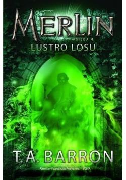 Merlin Księga 4 Lustro losu