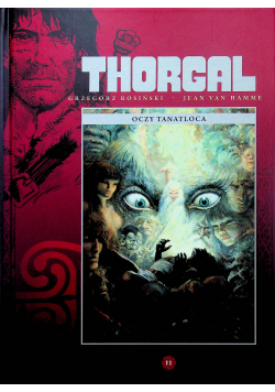 Thorgal Oczy Tanatloca Tom 11