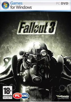 Fallout 3 PC DVD