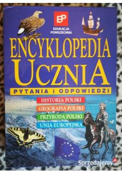Encyklopedia Ucznia zestaw 4 książek
