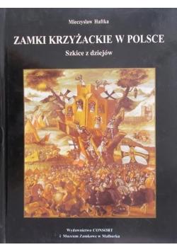 Zamki krzyżackie w Polsce