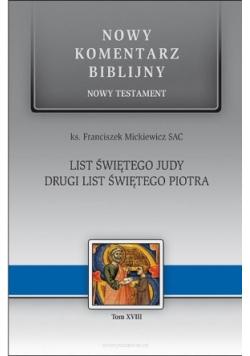 List Świętego Judy Drugi list Świętego Piotra