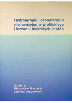 Hydroterapia i ozonoterapia nieinwazyjna w profilaktyce i leczeniu niektórych chorób