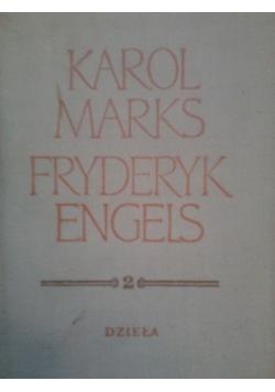Karol Marks Fryderyk Engels  dzieła tom 14