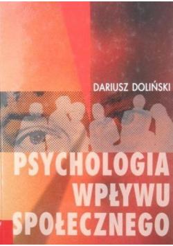 Psychologia wpływu społecznego