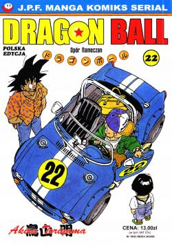 Dragon Ball Tom 22