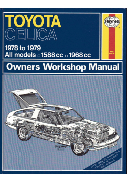 Toyota Celica Owners workshop