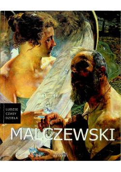 Ludzie czasy dzieła Malczewski