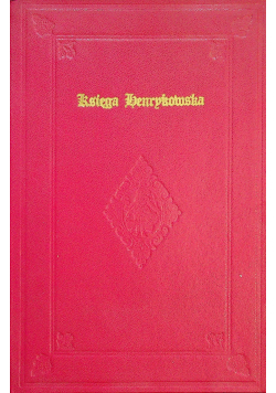 Księga Henrykowska