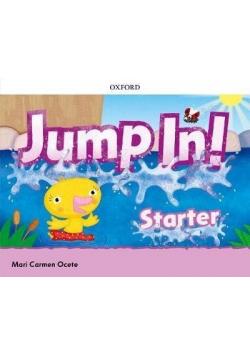 Jump in! Starter CB OXFORD