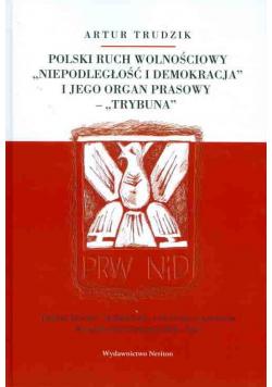 Polski ruch wolnościowy...