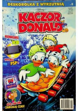 Kaczor Donald nr 8/2012