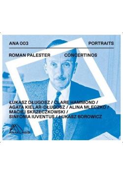 Roman Palester. Concertinos CD