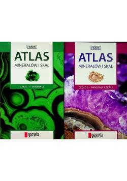 Atlas minerałów i skał 2 części