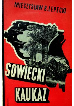 Sowiecki Kaukaz 1935 r.