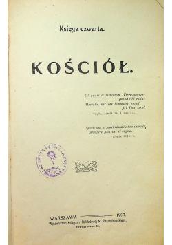 Chrystjanizm i czasy obecne Kościół 1907 r