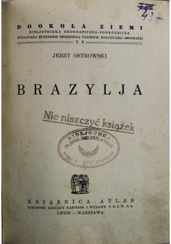 Brazylja 1933 r.