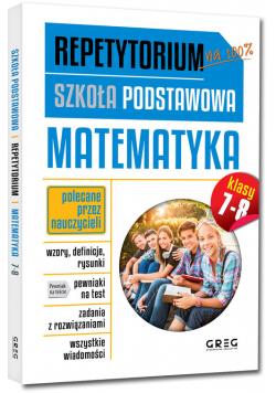 Repetytorium Matematyka klasy 7-8
